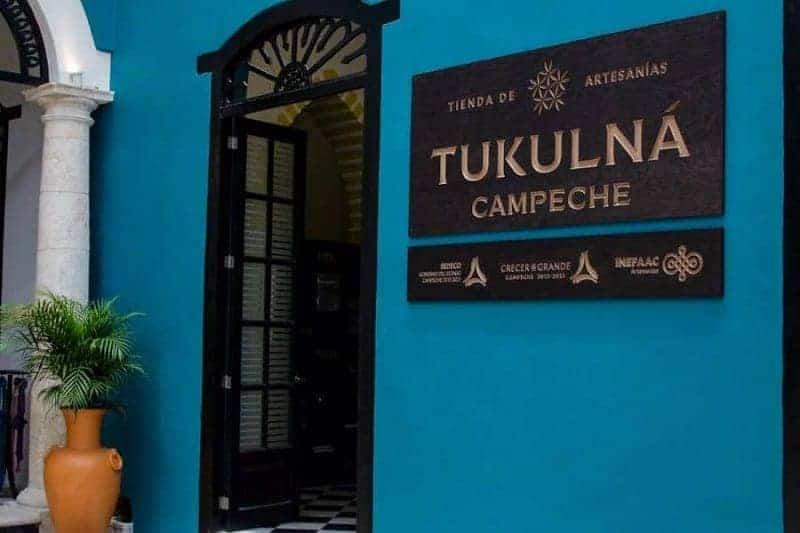 """La casa de artesanías """"Tukulná"""""""