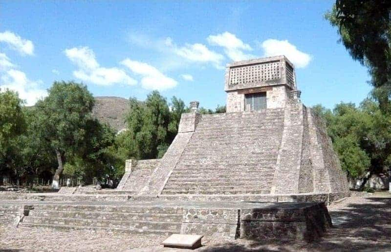 Zona Arqueológica de Santa Cecilia Acatitlan