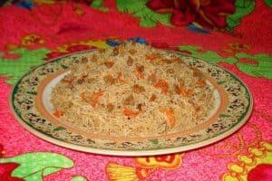 10 platos de comida típica afgana 6
