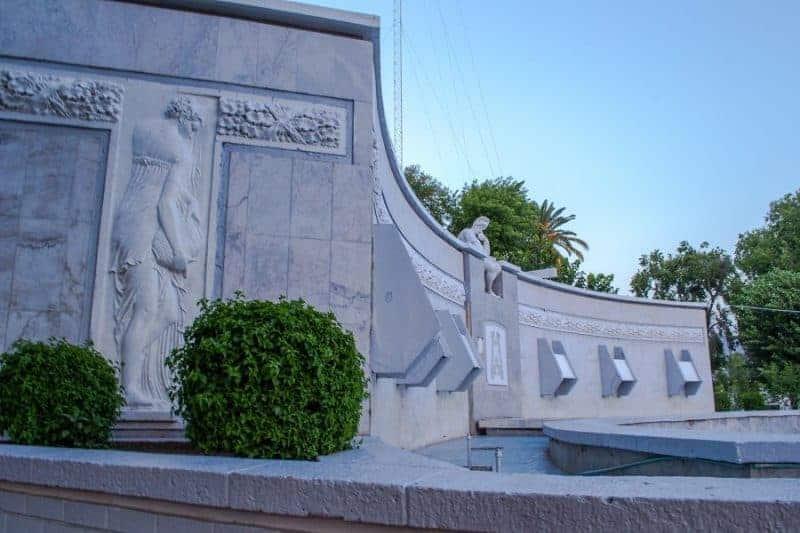 Parque Alameda Ignacio Zaragoza