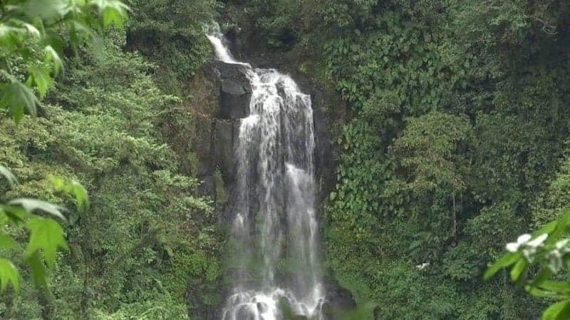Cascada la Granada, Coatepec