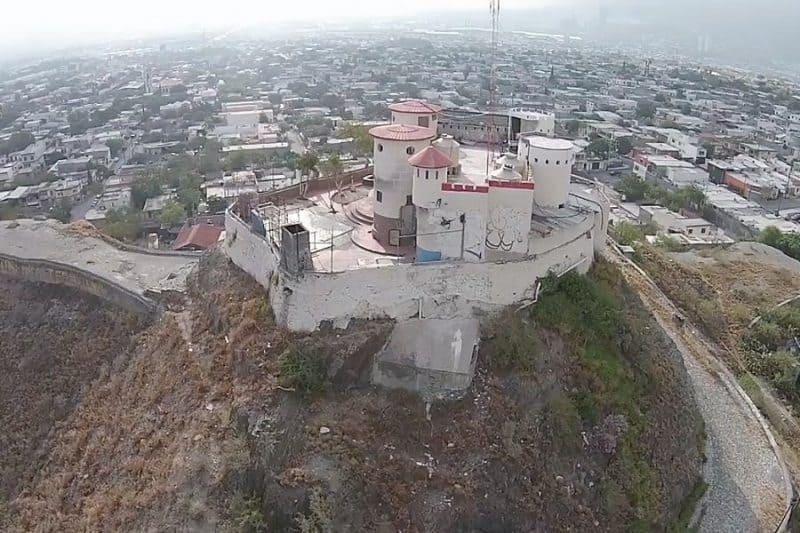 Castillo de Santa Catarina