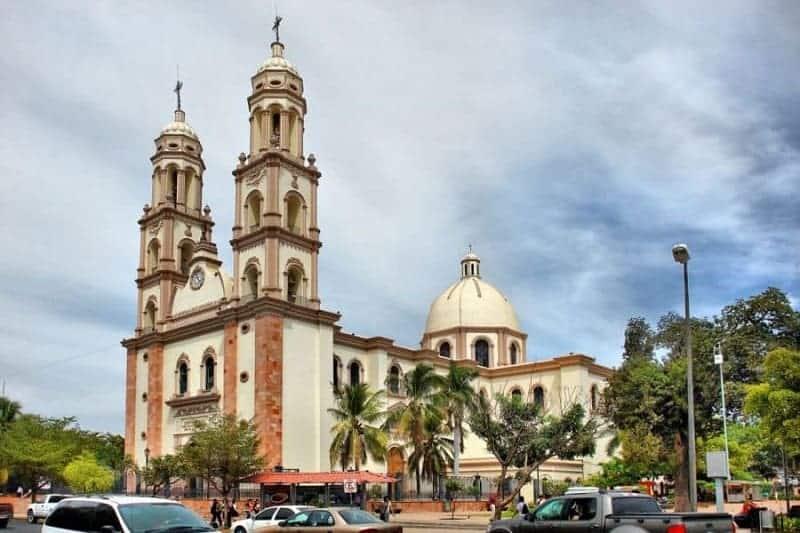 Catedral Nuestra Señora del Rosario de Culiacán