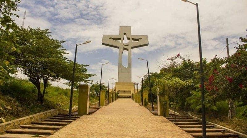 Cristo Glorioso de Copoya