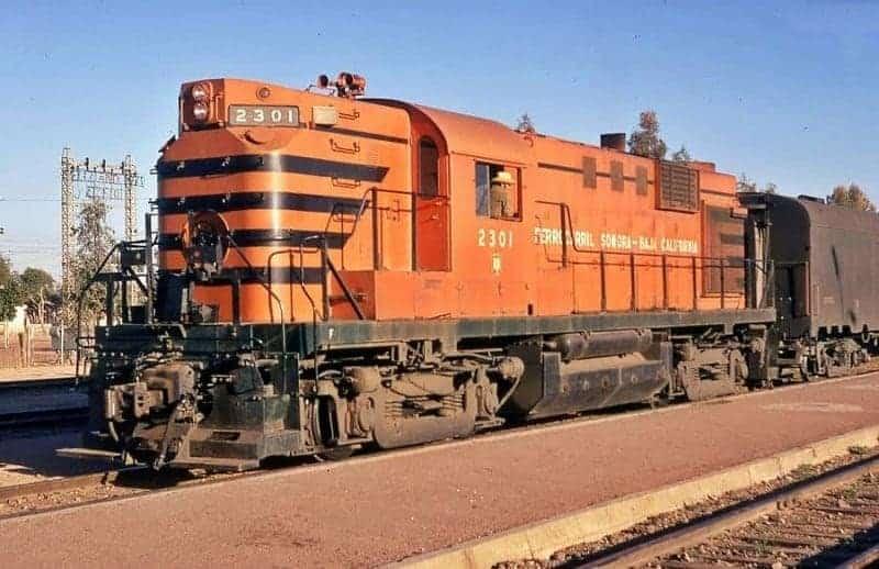 Ferrocarril Sonora Baja California