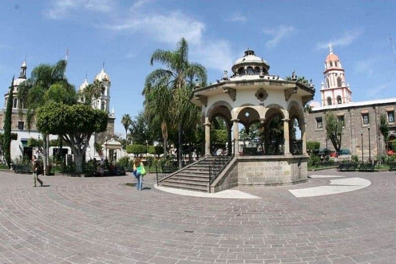 Jardín Hidalgo