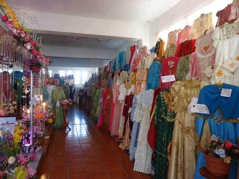 Museo del Vestido de Santa María Magdalena