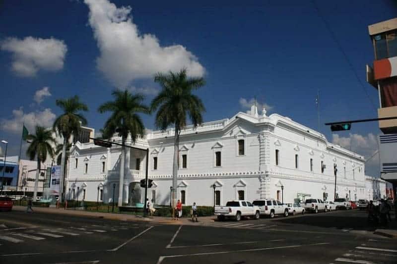 Palacio Municipal de Culiacán