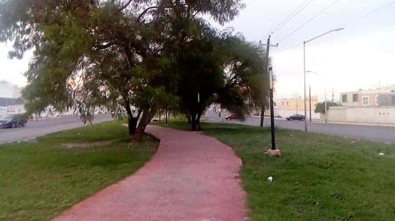 Parque Lineal Escobedo