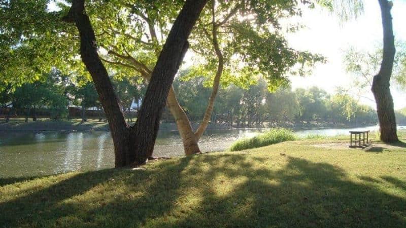 Parque de las Riberas