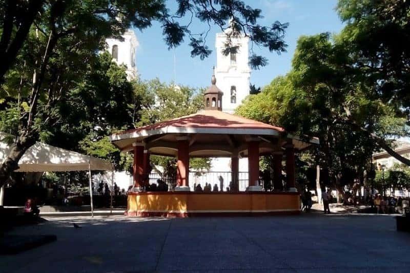 Plaza Cívica Primer Congreso de Anáhuac