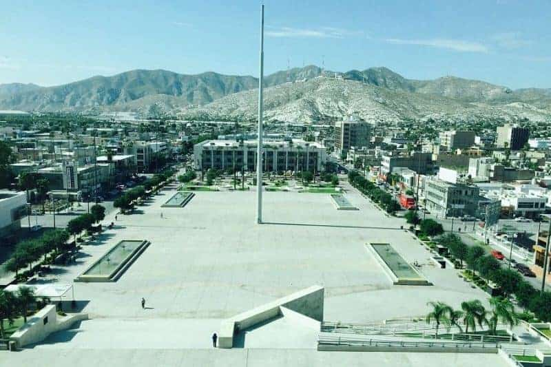 Plaza Mayor Torreón