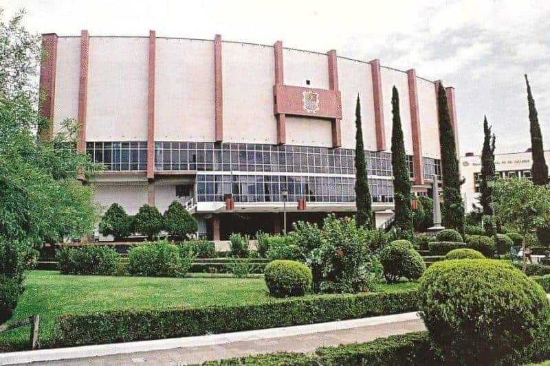 Teatro Juárez en Ciudad Victoria