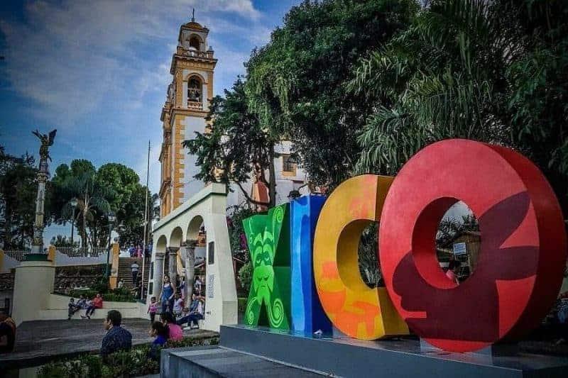 Centro de Xico