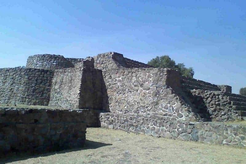 Zona arqueológica de Acozac