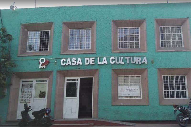 Casa de Cultura de Chimalhuacán