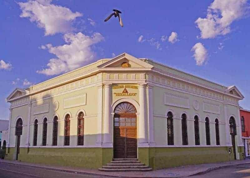 Centro Cultural Sociedad de Artesanos Hidalgo