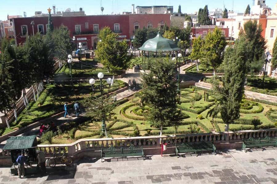 Jardín Madero