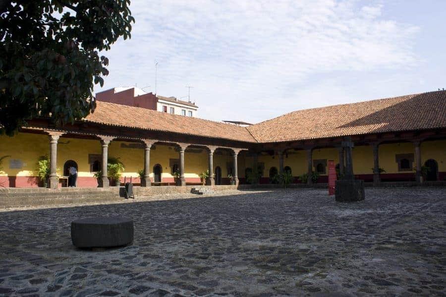 Museo Indigena La Huatapera