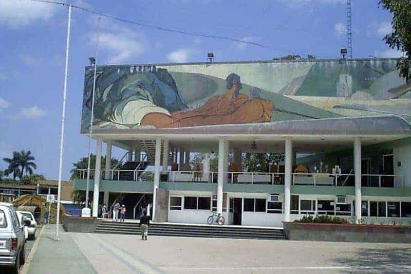 Palacio Municipal de Poza Rica