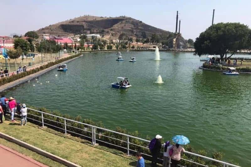 Parque Chimalhuache