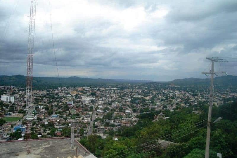 Parque de las Américas en Poza Rica