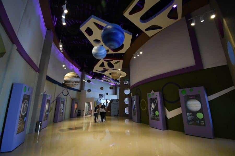 Planetario Digital de Chimalhuacán