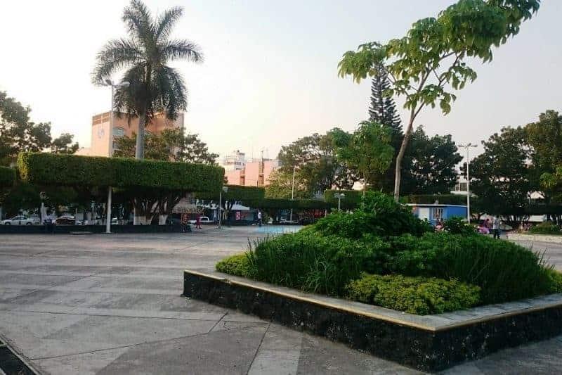 Plaza Cívica 18 de Marzo