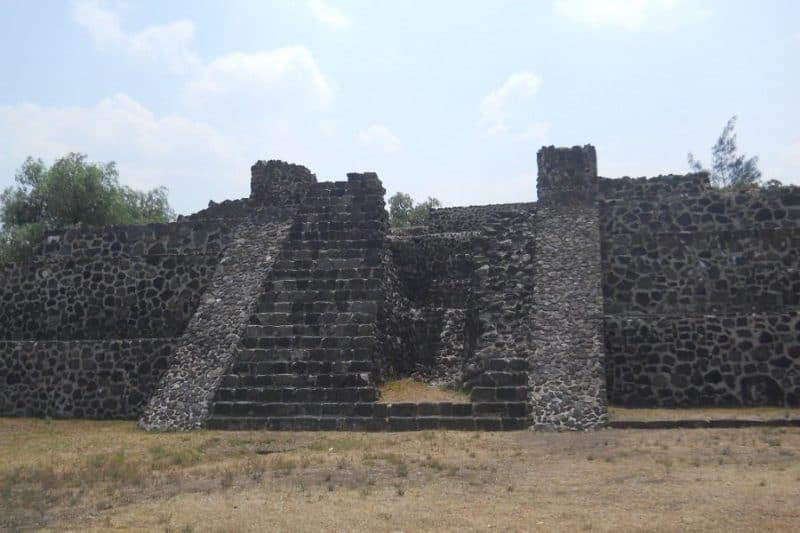 Zona arqueológica Los Reyes
