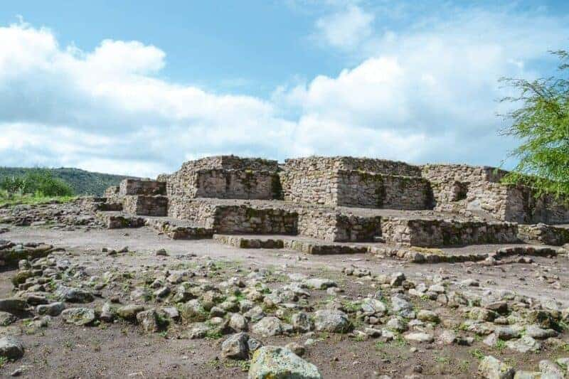 Zona arqueológica de La Ferrería