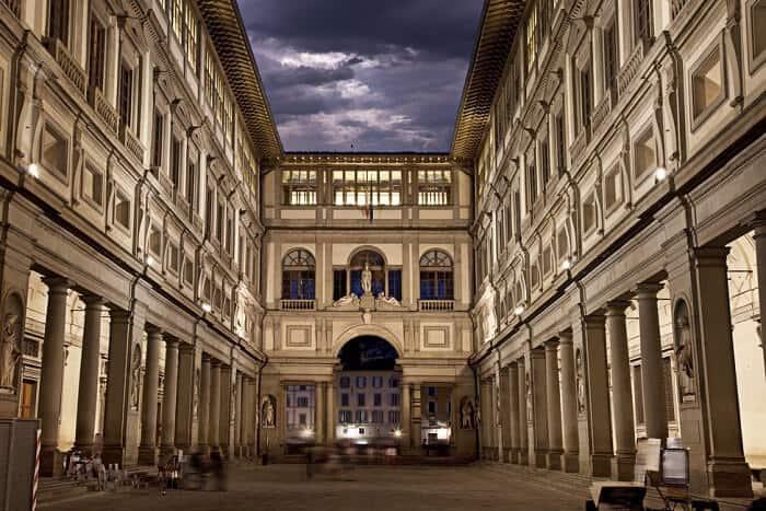 Galería de Uffizi