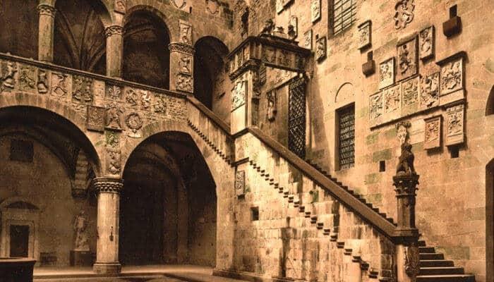 Museo Nacional Palacio Bargello