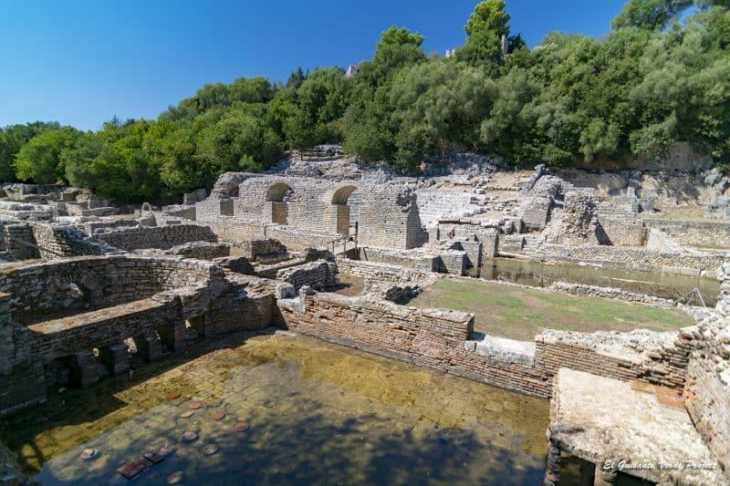Parque Arqueológico de Butrint