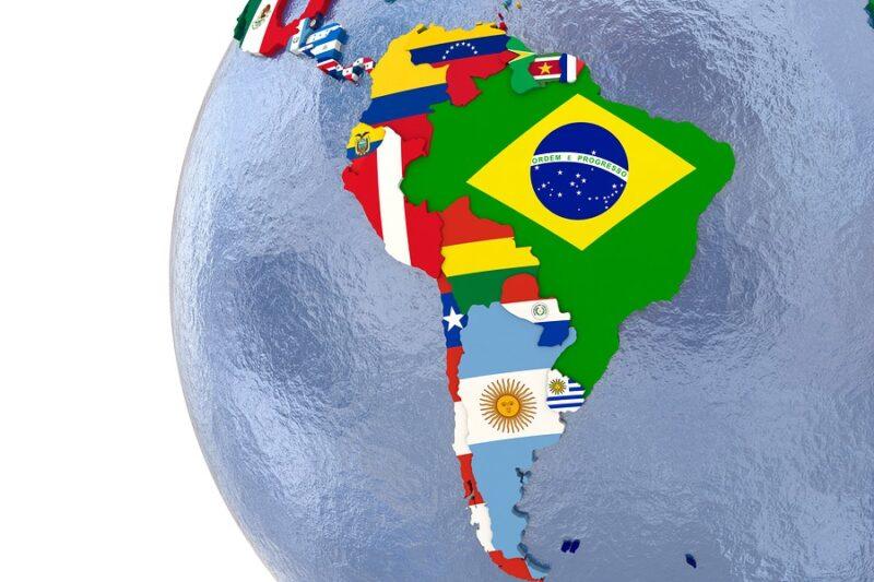 Breve resumen de los países latinoamericanos