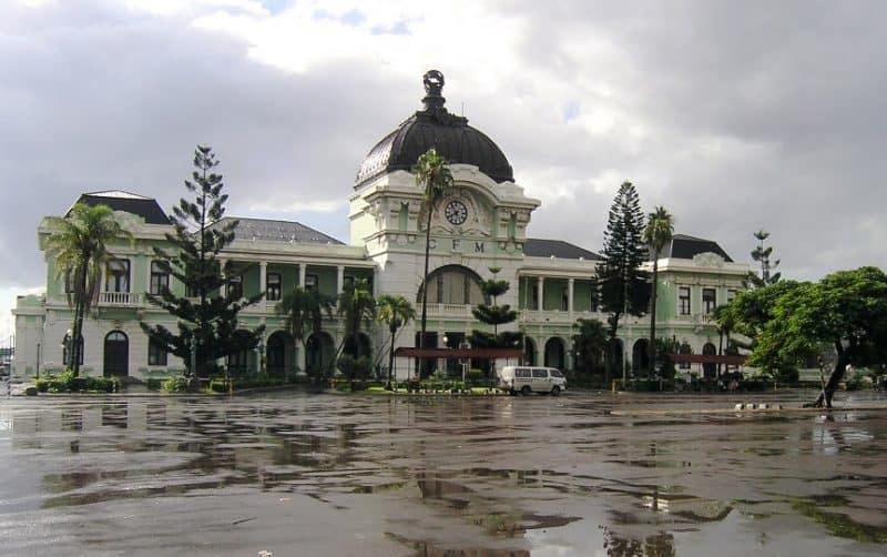 Estación Central de Maputo