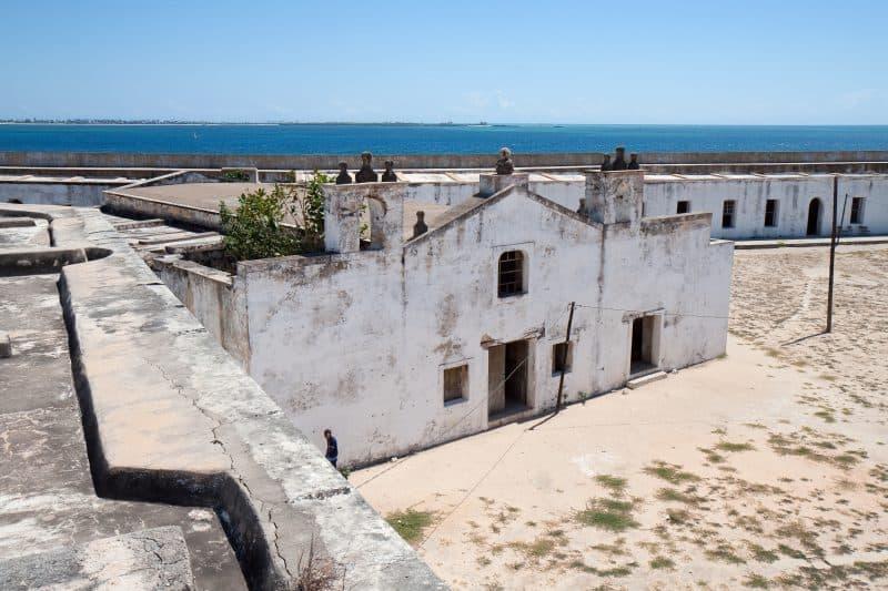 Fortaleza de Sao Sebastián