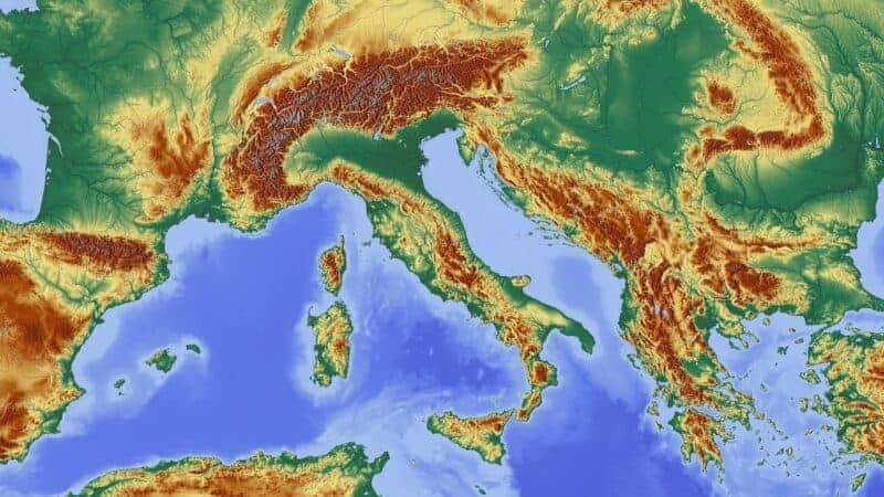Breve resumen de los países europeos