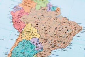 19 (o 21) países de Latinoamérica y sus capitales 24