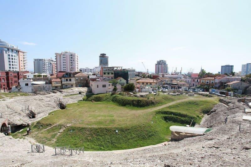 El mayor anfiteatro de los Balcanes