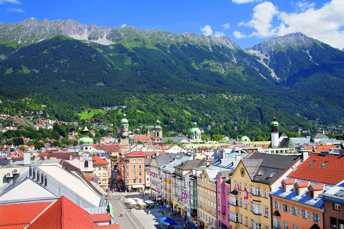 15 lugares que ver en Austria 3
