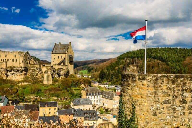 Ciudad de Luxemburgo, Luxemburgo