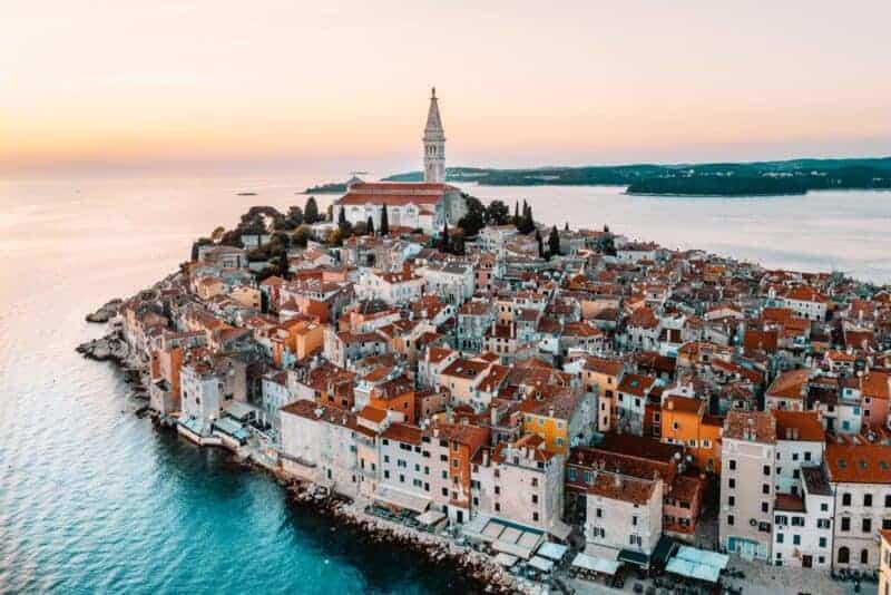Rovinj, Croacia