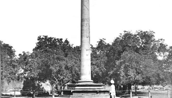 Pilar de Allahabad