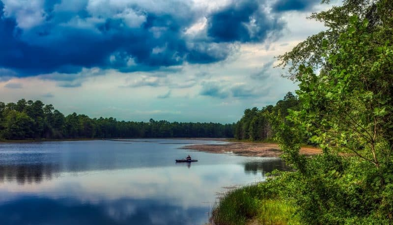 15 mejores lagos en New Jersey 1