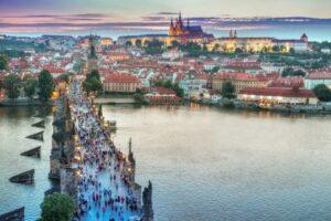 20 lugares turísticos que ver en Praga 9