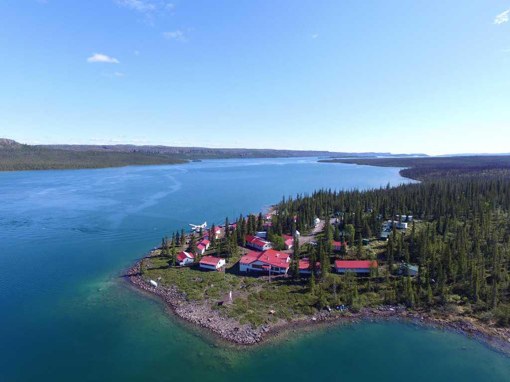 Los 15 mejores lagos en Canadá 8