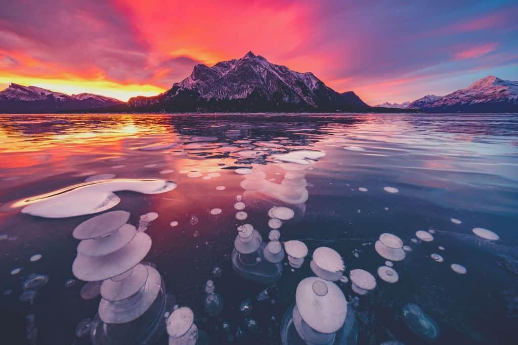 Los 15 mejores lagos en Canadá 7