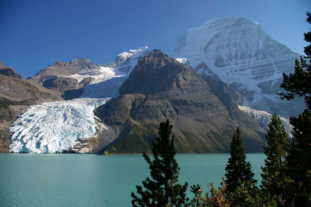 Los 15 mejores lagos en Canadá 3