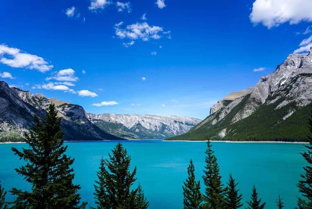 Los 15 mejores lagos en Canadá 9