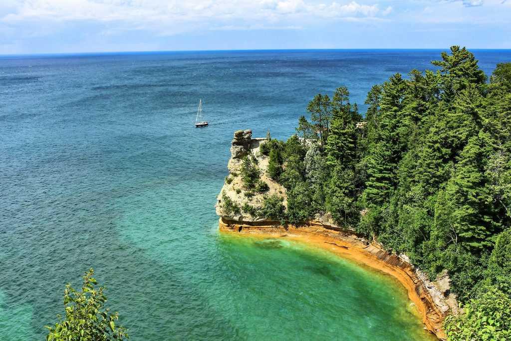 Los 10 lagos de Estados Unidos más bonitos 1